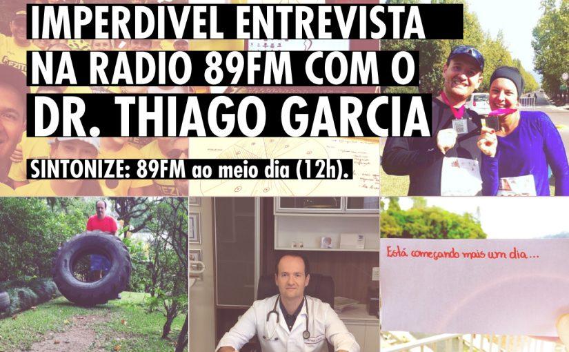 Entrevista na rádio 98 FM, audio completo!